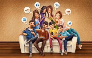 Sosyal Medya üniversitelilerin stresini artırıyor!