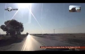 Ercan Havaalanı - Gazimağusa Arası Yol Ve Doğası K.K.T.C.